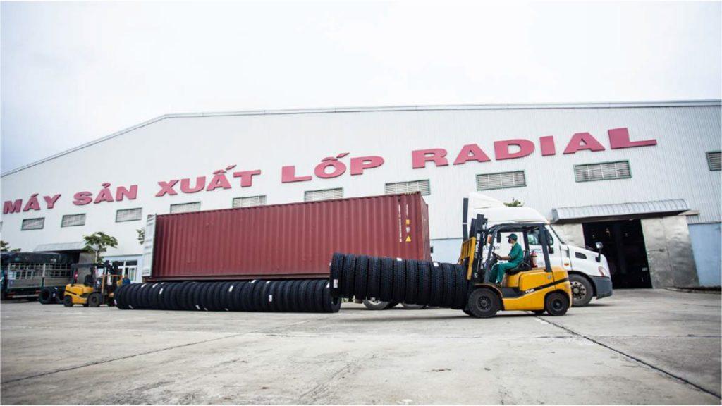 drc tires from zero to biggest vietnam tyre factory