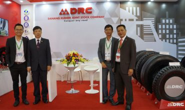 DRC Tires 45 years from zero to BECOME biggest vietnam tyre